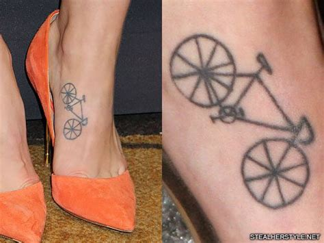 melissa tattoo benoist s 3 tattoos meanings style