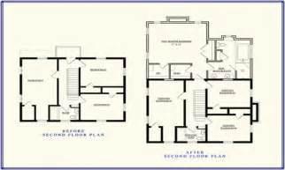 Second Floor Addition Floor Plans second story addition floor plan up stairs addition ideas group home