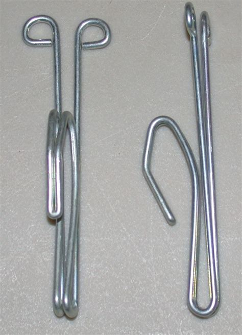 pin on drapery hooks 14 chrome 3 quot inch drapery hooks pins hardware ebay