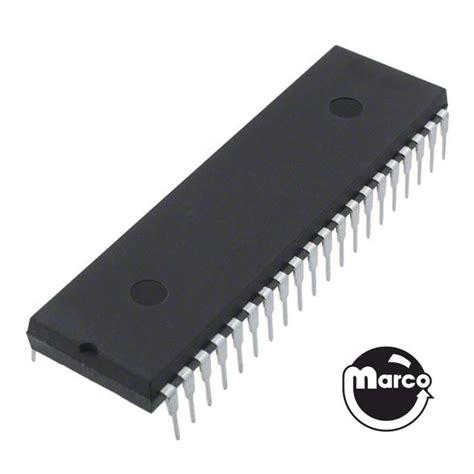 Ic Vga ic 40 pin dip non vga microcontroller 68b45 marco pinball parts