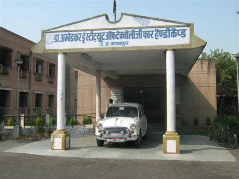 Dams Kanpur Mba Fee Structure by Dr Ambedkar Institute Of Technology For Handicapped U P