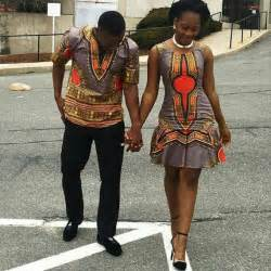 african ethnic dashiki couple by afrocollection2015