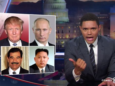 donald trump comedy trevor noah why donald trump s ties to russia are so
