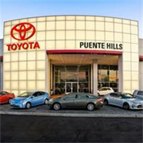 Puente Hill Toyota Puente Toyota Car Dealers City Of Industry Ca