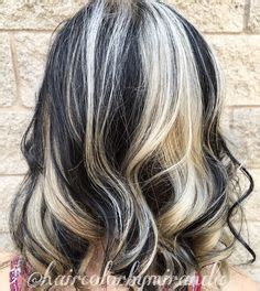 Black Hairstyles For 50 Pinwheels by 30 Shades Of Grey Silver And White Highlights For Eternal