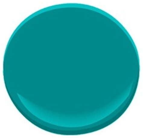 tropical teal 734 paint benjamin tropical teal paint color details