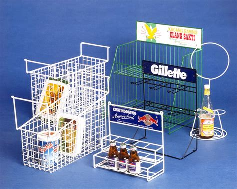 Racks Promo by Modelline Is A Wire Ware Product Company With Many Years
