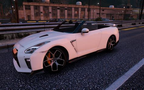 nissan supercar 2017 nissan gtr 2017 real physics gta5 mods com