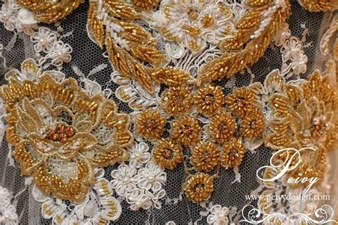 kebaya kutubaru special gold peivy for your special moments holy matrimony kebaya