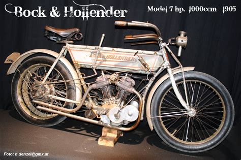 1000ccm Motorrad by Bock Hollender 7 Hp 1000ccm 1905 The V