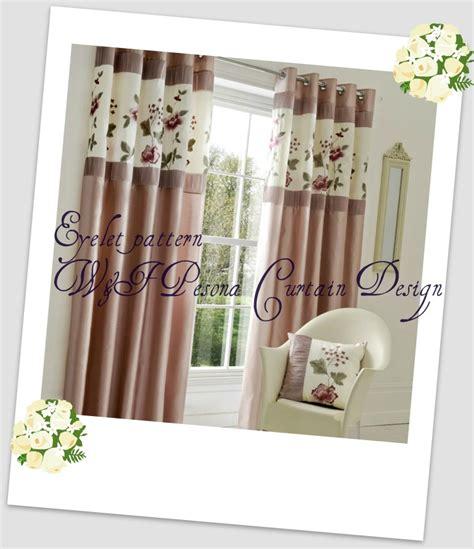 cara buat langsir terkini w f pesona curtain design cara mudah menjahit langsir