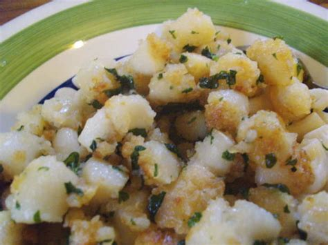 fried portuguese style bay scallops recipe food com