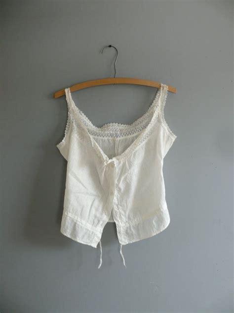 White Cotton Cami blouse white cotton camisole cotton and camisoles