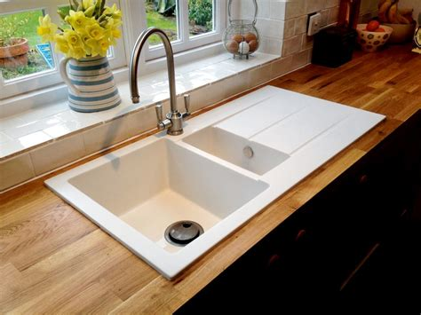 white granite kitchen sink distinctly abode zero sink netmagmedia ltd