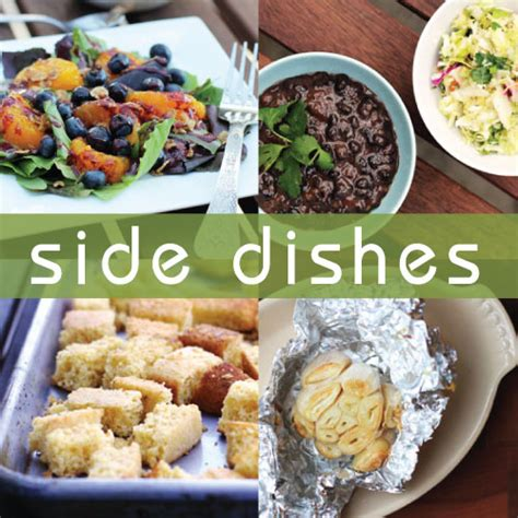 dish for dinner this week for dinner recipes side dishes this week for