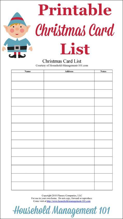 send santa a christmas list