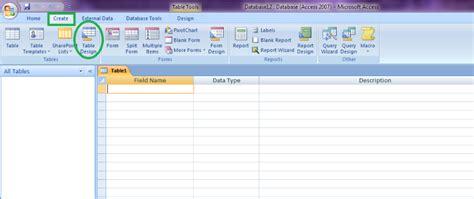 membuat query menggunakan query design juli eka yanti langkah langkah membuat form tombol