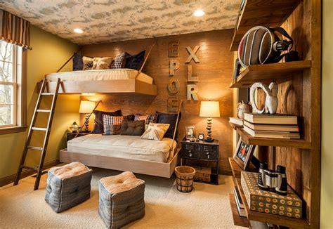 ideas decoracion habitacion rustica decoracion r 250 stica para los dormitorios juveniles con encanto