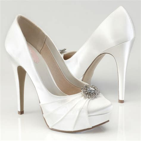 Womens Wedding Heels by Wedding Shoes Womens Bridal Shoes Brides Shoes Shoes