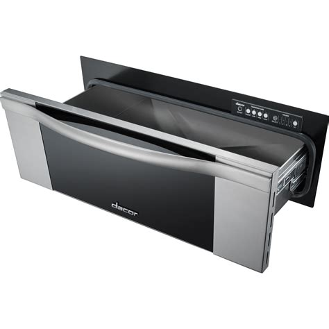 dacor warming drawer dacor millennia 29 in stainless steel warming drawer