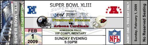 printable super bowl ticket template super bowl party invitation