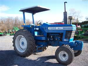 1976 ford 7700 tractors utility 40 100hp deere