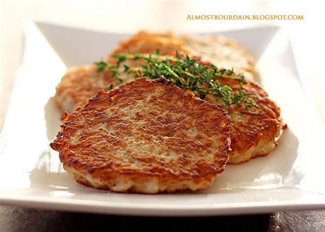 german potato pancakes food recipes pinterest