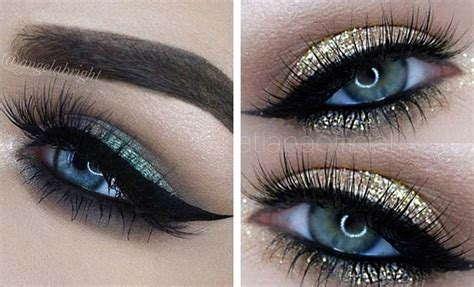 Eyeshadow Blue 31 eye makeup ideas for blue stayglam