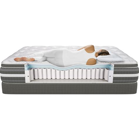 Beautyrest Recharge Pillow Top Reviews by Simmons Beautyrest Beautyrest Recharge World Class Coral