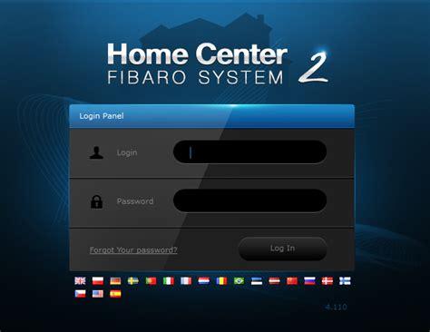 home center 2 fibaro manuals