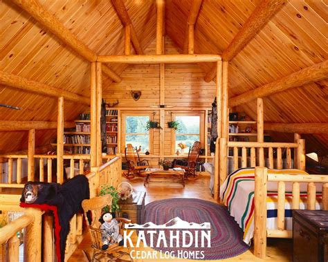 Log Cabin Loft by Log Cabin Loft Log Cabins