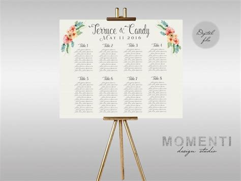 printable wedding guest list chart wedding invitation ideas