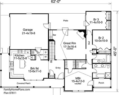 country floor plans small house floor plans small country house plans