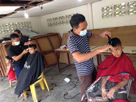 rambut cepak tin tin gunting rambut percuma jimatkan belanja buletinonline net