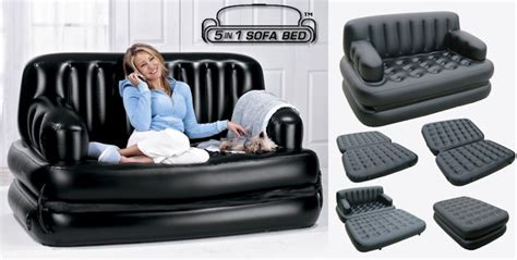 5 in 1 air o space sofa bed