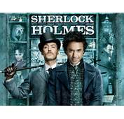 Sherlock Holmes Movie Poster Wallpapers  HD