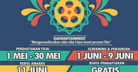 film islami indonesia 2017 lomba film festival film islami lung 2017 berita