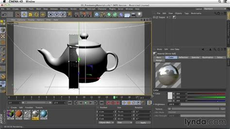 vray sketchup tutorial lynda using the interactive render region to preview your materials