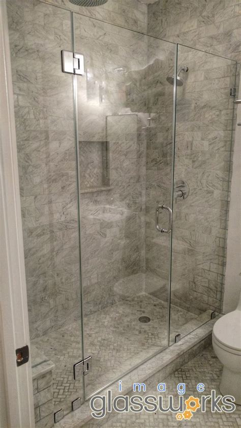 Swinging Glass Shower Door 109 Best Images About Frameless Shower Doors Swinging Hinged On Frameless Shower