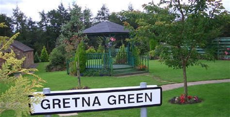 Wedding Blessing Gretna Green by Blessings In Gretna Green