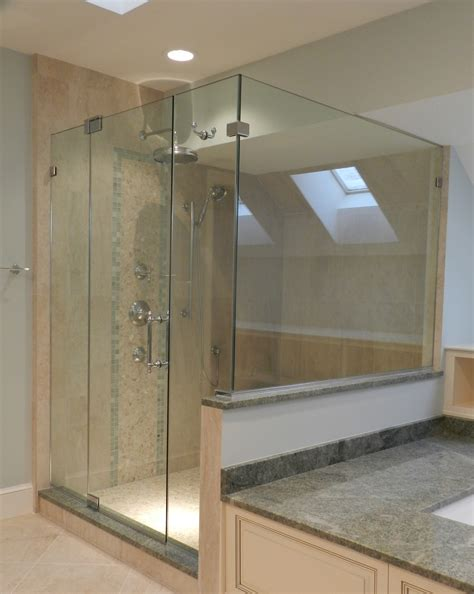 Panel Door Panel Return   Shower Door King   Shower Door