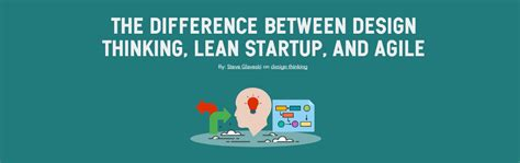 design thinking lean startup the difference between design thinking lean startup and