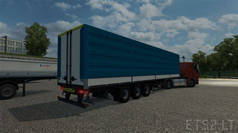 blue trailer krone blue trailer by solaris36 for ets2 v1 23 x ets 2