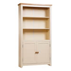 country painted shaker style 2 door dresser cabinet