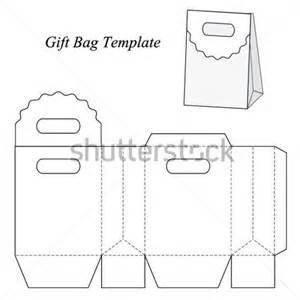 Gift Bag Template printable templates calendar template 2016