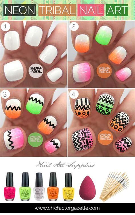 nail art jewelry tutorial easy nail art designs ideas diy ready