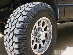 Truck Tires All Terrain Ratings 129 1304 02 Tire Education All Terrain Tire Photo