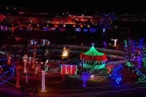 tulsa ok 2014 christmas light displays map