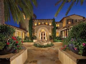 Mediterranean Style Mansions Mediterranean Homes Idesignarch Interior Design