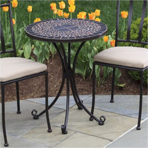 Small Patio Table Set Small Cafe Table And Chairs Marceladick